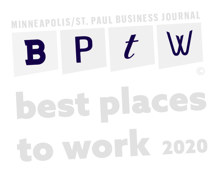 Award Best Places to Work 2020
